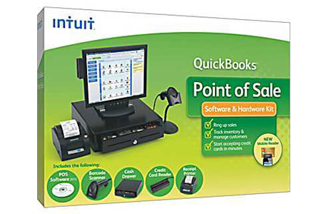 Quickbooks POS System South Byron